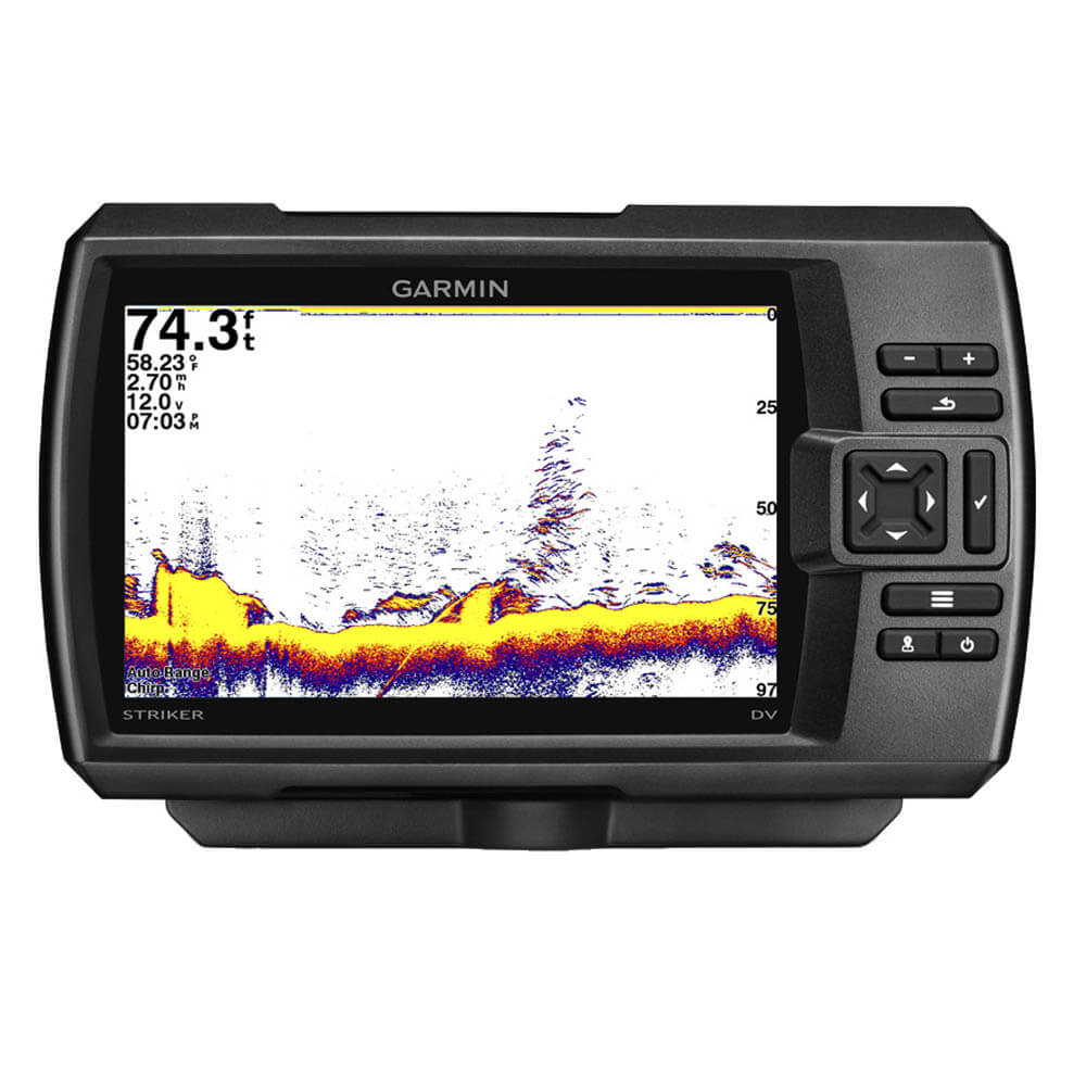 эхолоты garmin striker-2